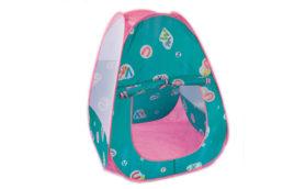 Детская игровая палатка Алфавит 90х90х95см 0202-D