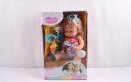 Кукла Best Baby, 12 фраз, пьет, писает, № 10512