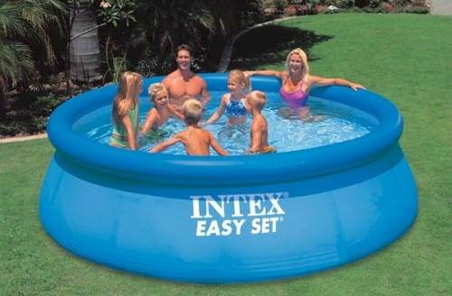 Бассейн Easy Set Intex 366х91 №28144