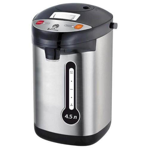 Чайник-термос 800Вт, 4.5 л, ВА-5009 нержав. сталь