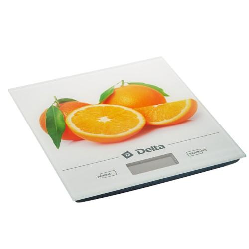 Весы  DELTA КСЕ-28 Апельсин