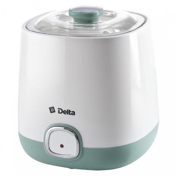 Йогуртница 20Вт, 1л DELTA DL-8400