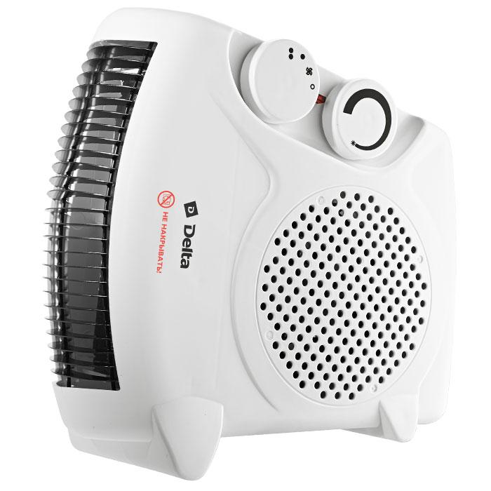 Тепловентилятор электрический 2000 Вт DELTA D-501