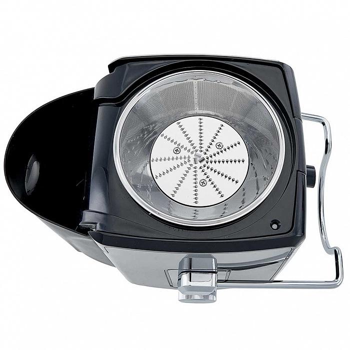 Соковыжималка электрическая 900 Вт, 1000 мл, 75 мм DELTA DL-0235