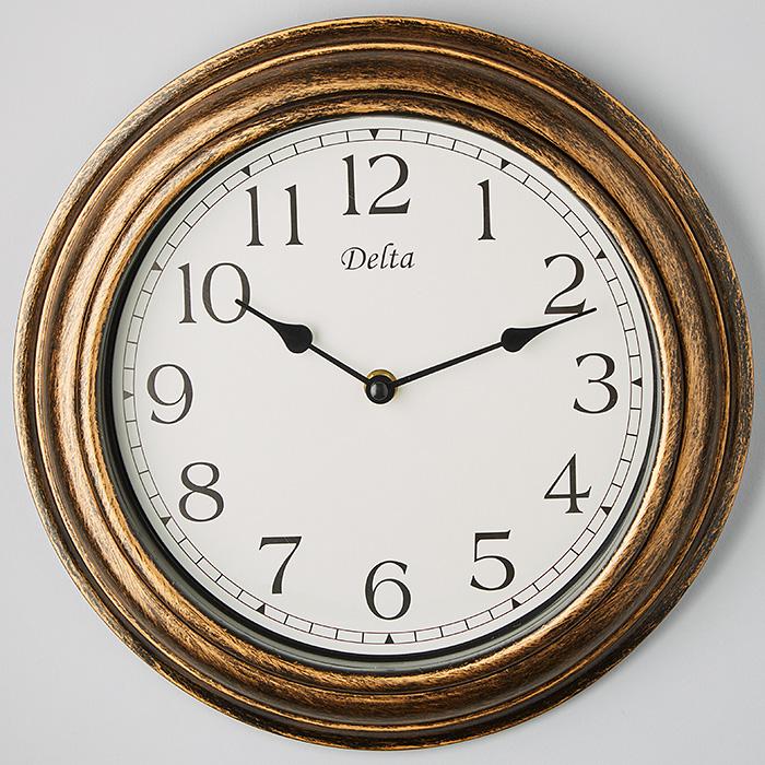 Часы настенные 30 см DT5-0007