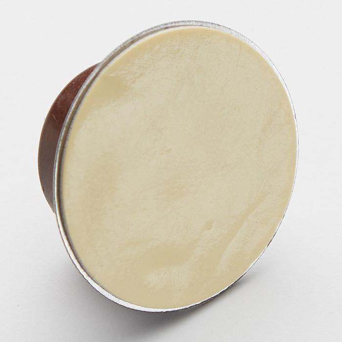 Дверной упор-отбойник 2 штуки Ø4,5см ТД9-025 коричневый