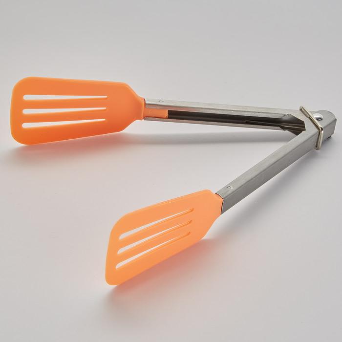 Щипцы для пирожных 18см BE-1502Y персиковые