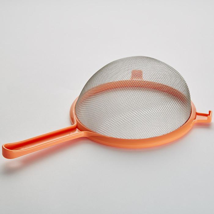 Сито Ø18см ВЕ-7334 с пластиковой ручкой