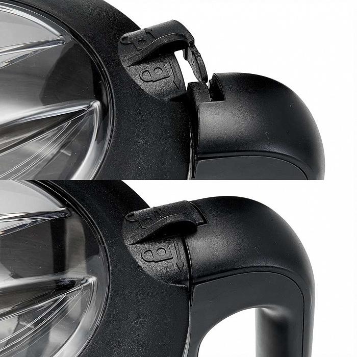 Блендер-измельчитель 2 в 1, 2 чаши, 1000 Вт DELTA LUX DL-7313/1