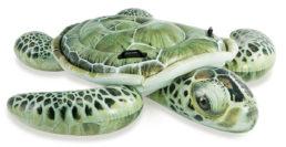 Надувной плотик Черепаха, 191х170 см Intex, 57555 Аксессуары для плавания