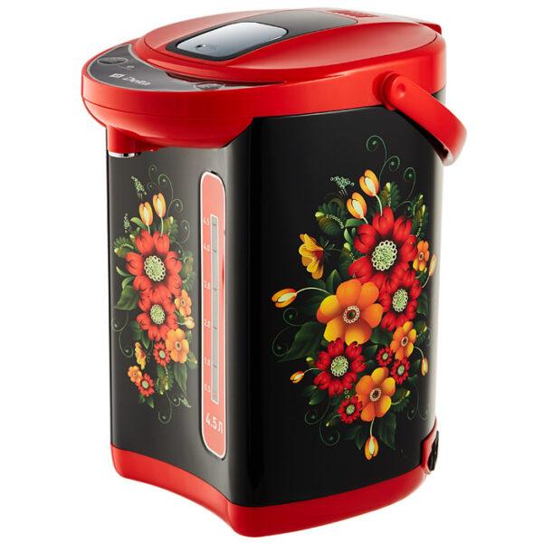 Чайник-термос электрический DELTA DL-3035 черный