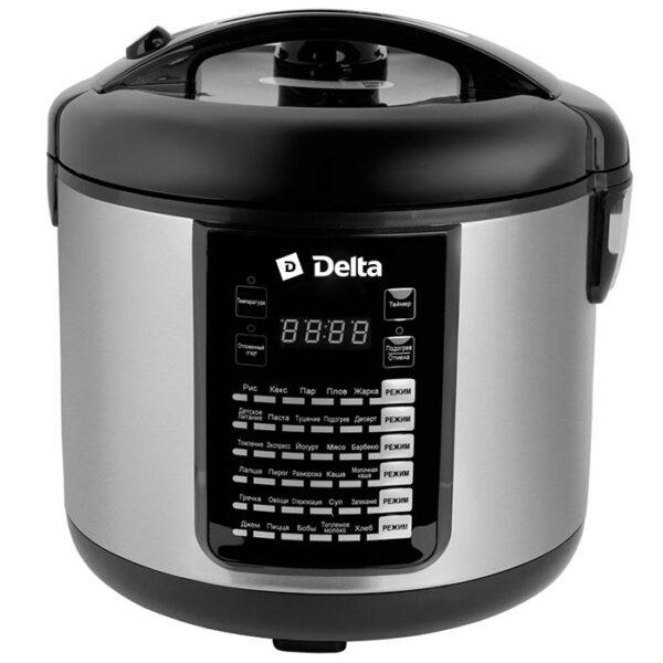 Мультиварка 900Вт 5л 30 программ DELTA DL-6516