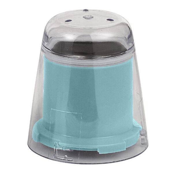 Блендер стационарный DELTA DL-7310 с кофемолкой серо-голубой
