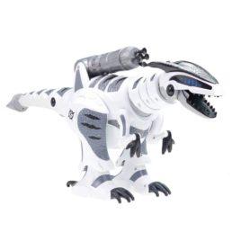 Интерактивный динозавр на р/у, пули присоски, K9
