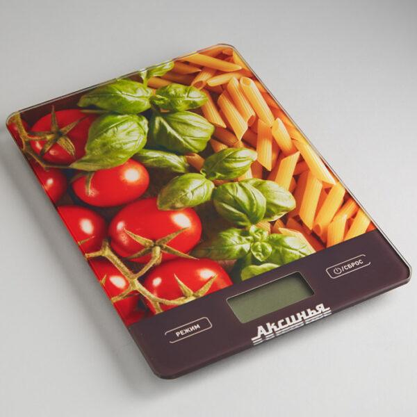 Весы Итальянская кухня до 5кг LCD дисплей КС-6500