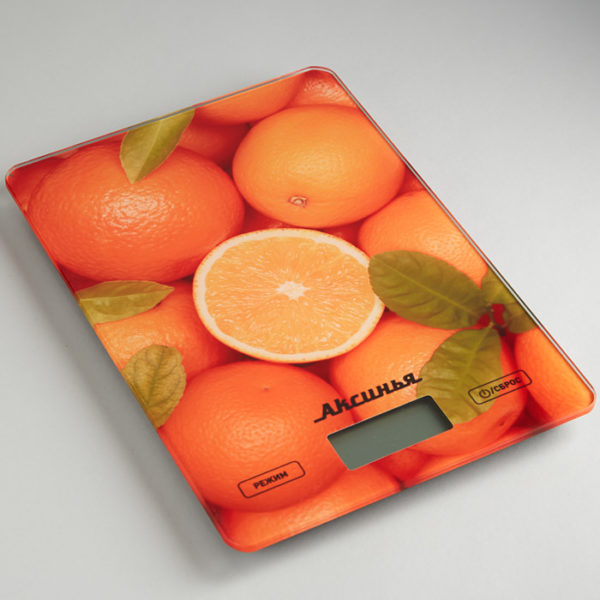 Весы Цитрус до 5кг, LCD дисплей, КС-6501
