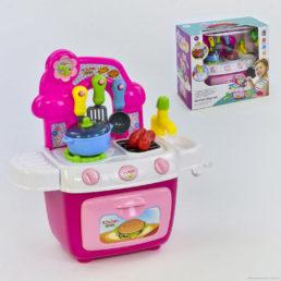 Кухня-мини с водой, свет, звук, MJL705