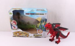 Красный дракон Dragon (свет звук движение) RS6153 Животные на радиоуправлении