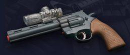 Детский пистолет Colt Python, гидрогель, RX613-3