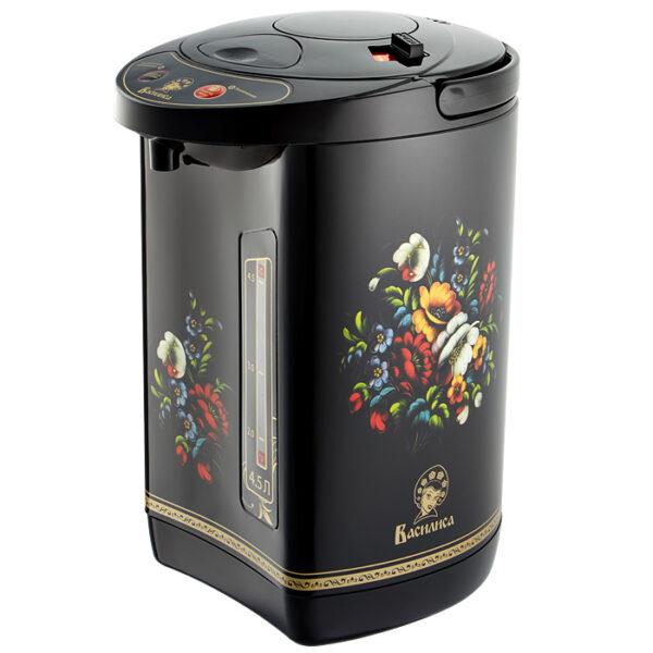 Чайник-термос ВАСИЛИСА ТП5-900 черный