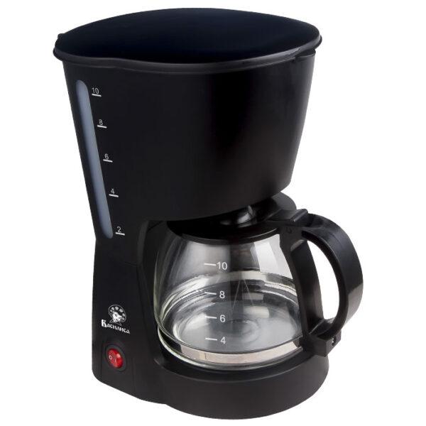 Кофеварка 750Вт, 1000мл 10 чашек ВАСИЛИСА ВА-700