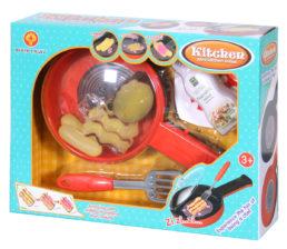 Интерактивная сковорода, еда меняет цвет, XG2-5 Посуда