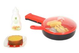 Интерактивная сковорода, еда меняет цвет, XG2-5